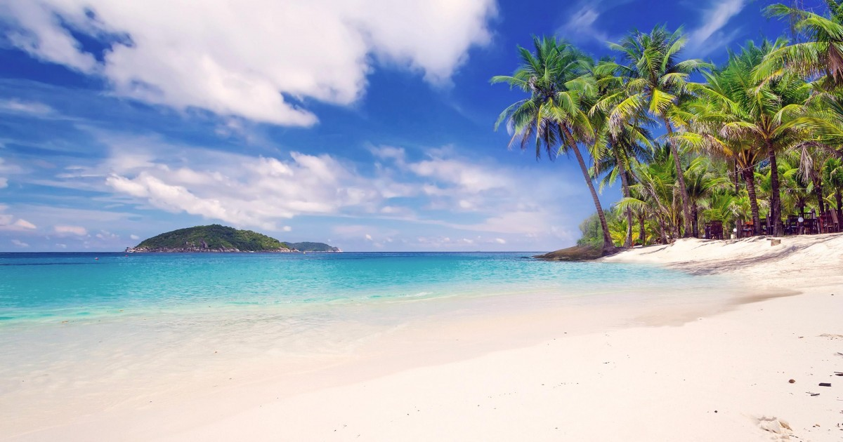 What are the most beautiful beaches in Thailand