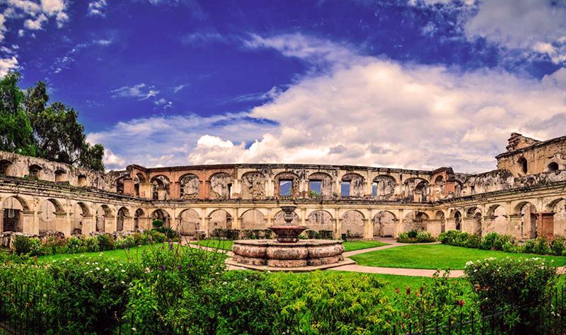Besuchen Sie Antigua Guatemala