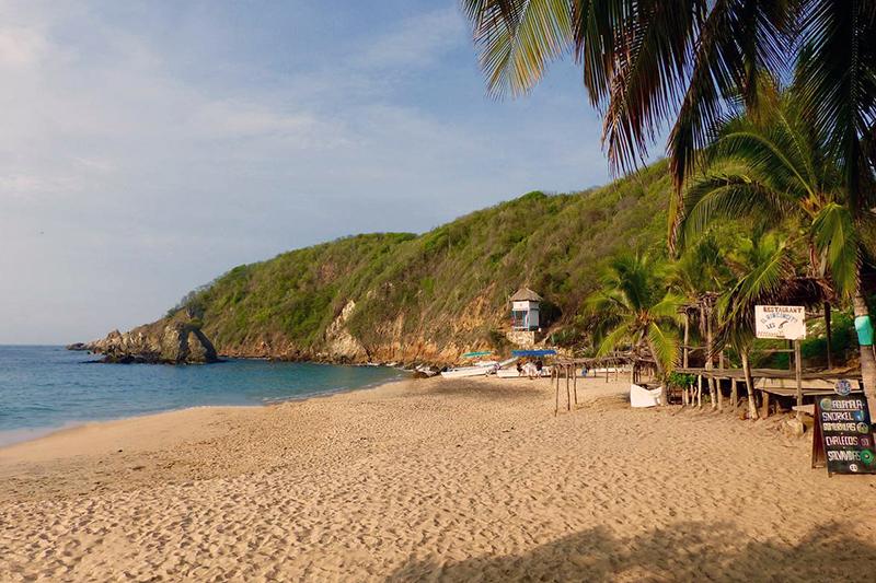 Spiaggia di Oaxaca