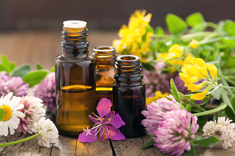 Lose weight thanks to essential oils