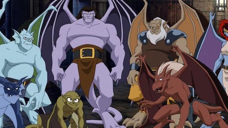 Les Gargoyles