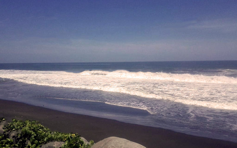 Playa de iztapa